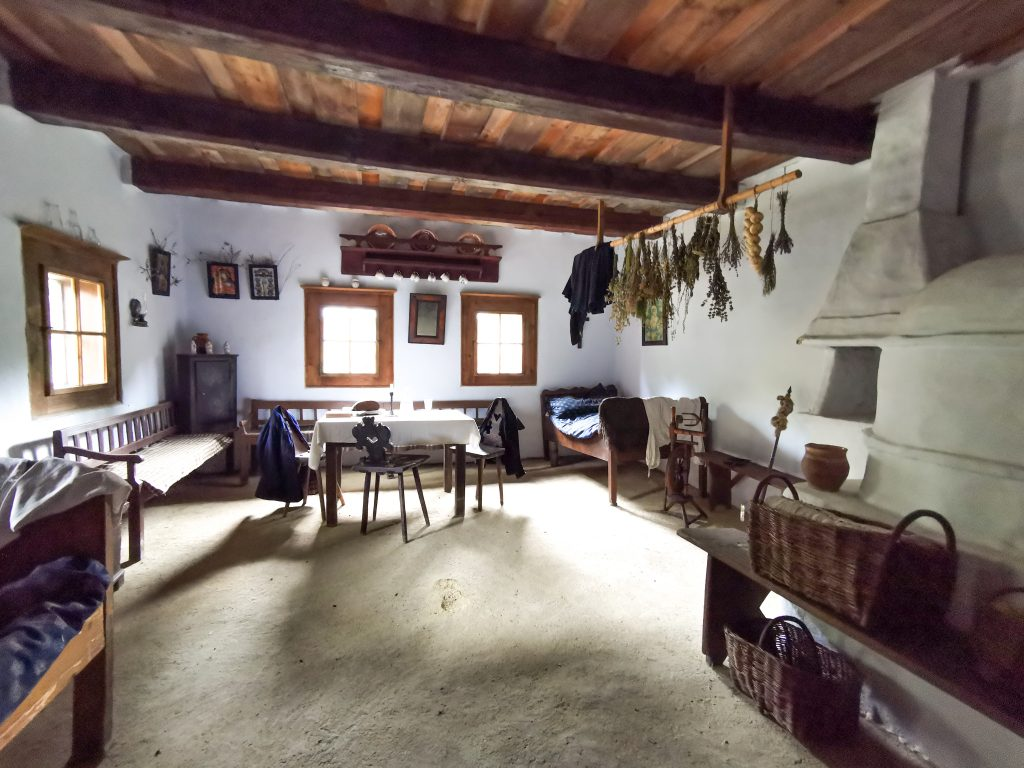 Múzeum slovenskej dediny - Na návšteve vo Vyšnom Kubíne