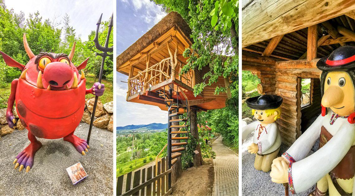 Koliba Panoráma - Rozprávkový les