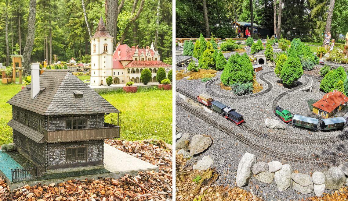 Liptovský Ján – Park miniatúr MINI Slovensko