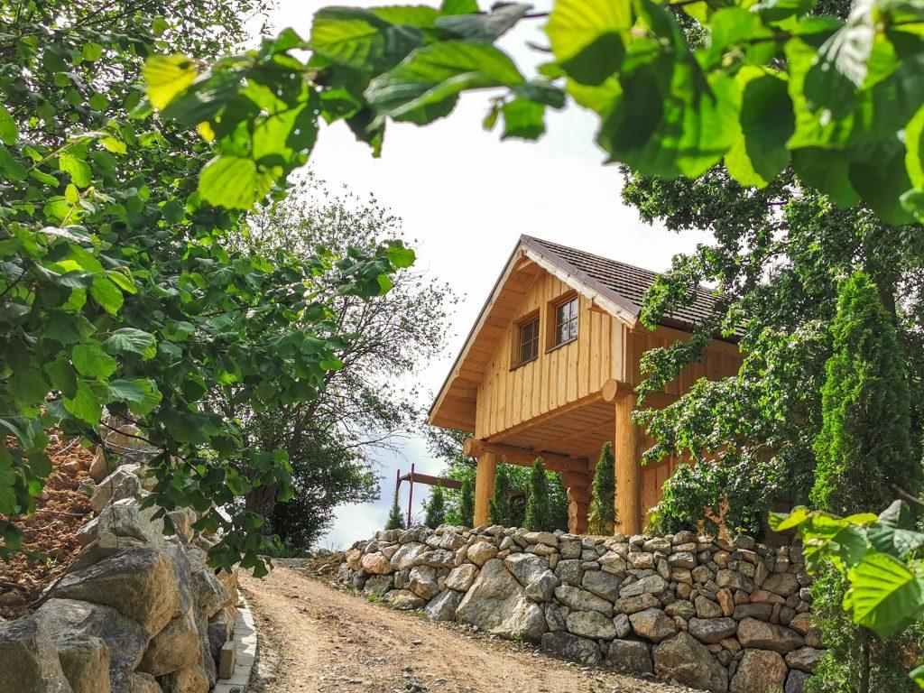 Budúce ubytovanie v Rozprávkovom lese
