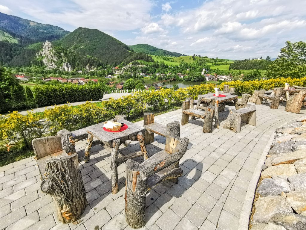 Koliba Panoráma - reštaurácia s výhľadom