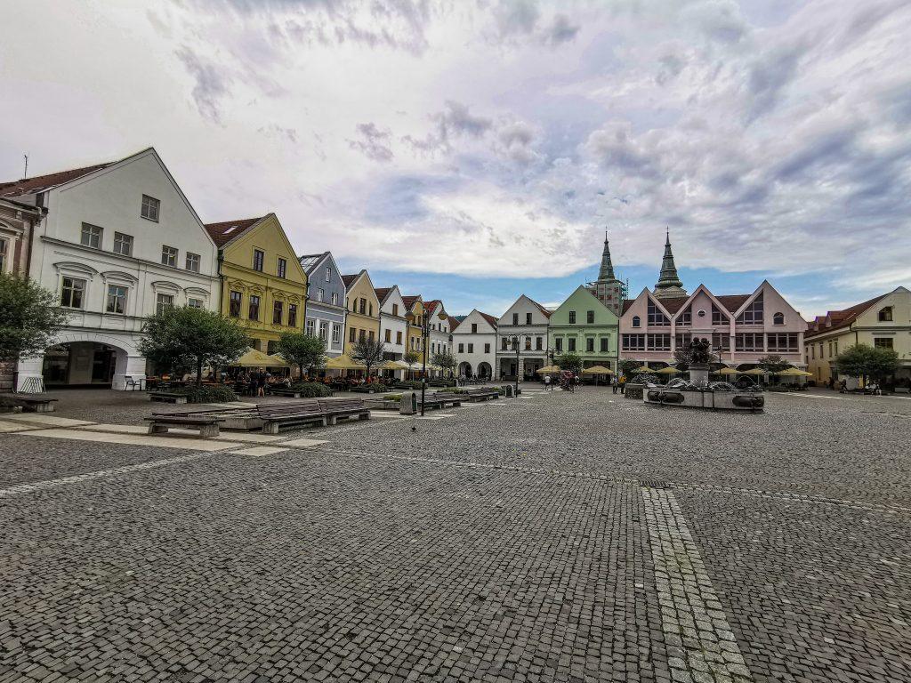Žilina - Mariánske námestie