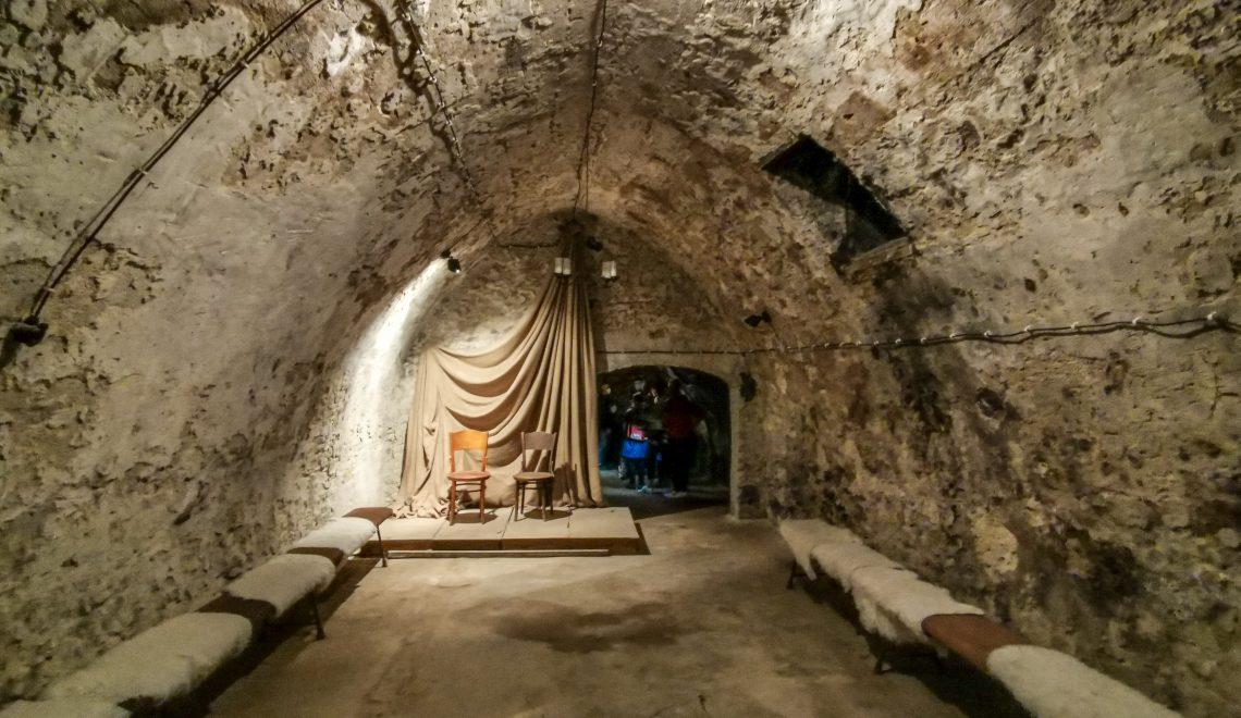 Katakomby Žilina v minulosti slúžili aj ako poľná nemocnica