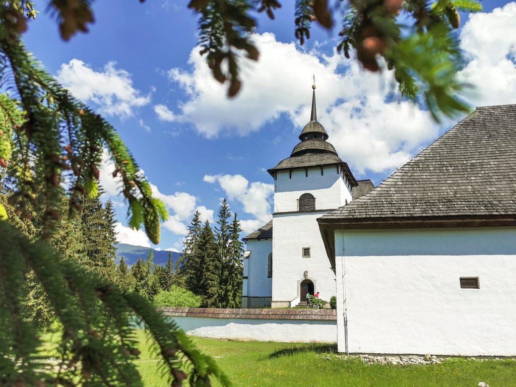 Skanzen Pribylina – Múzeum liptovskej dediny