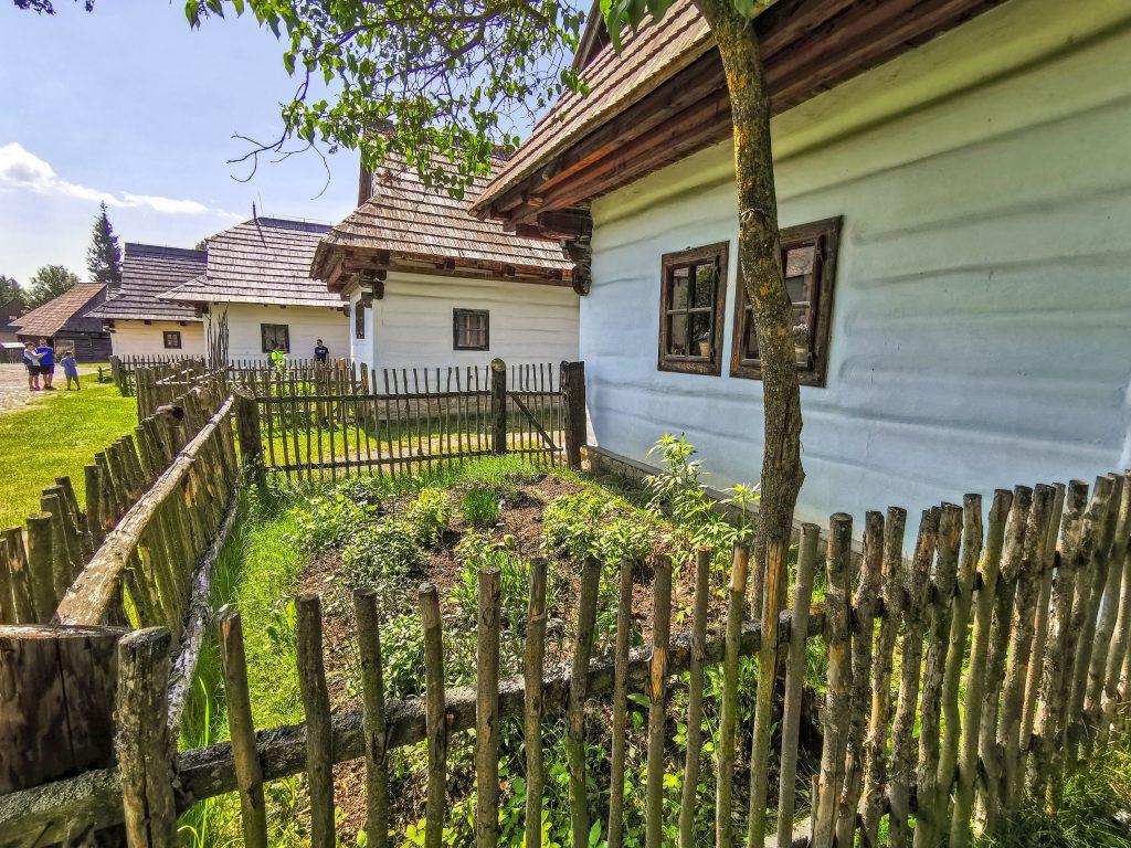 Skanzen Pribylina - život na dedine