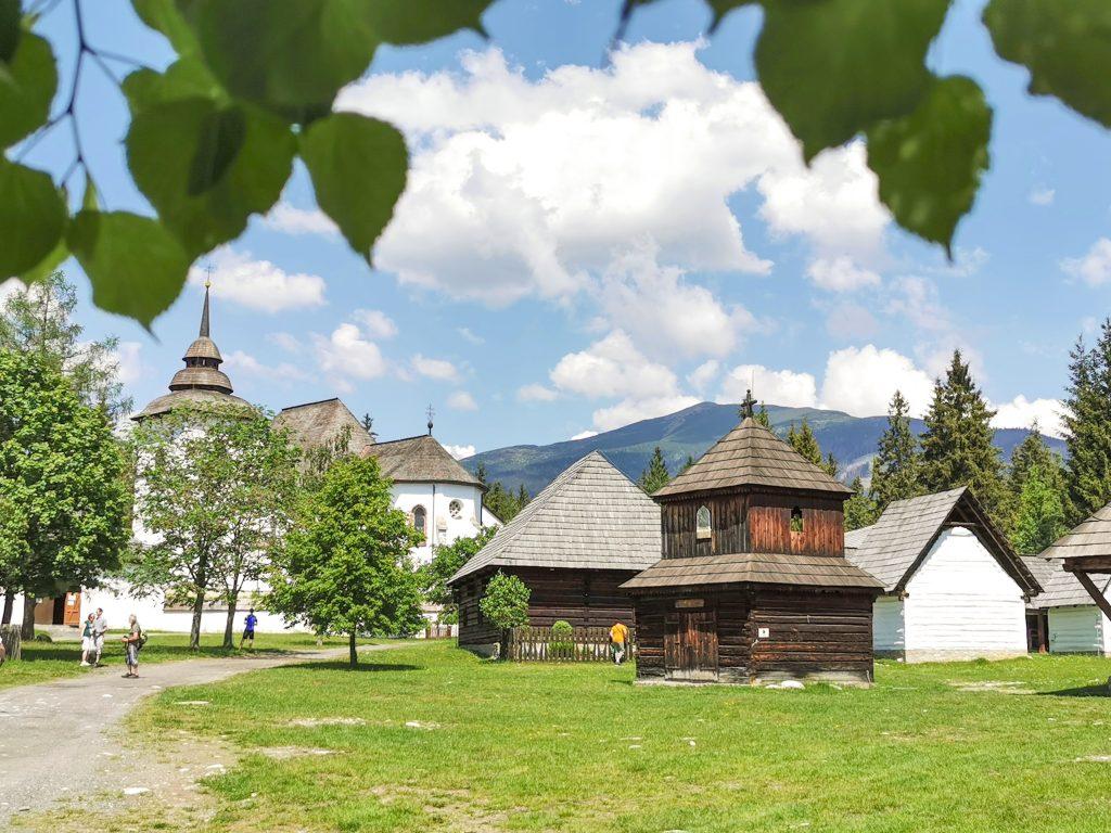 Skanzen Pribylina - Múzeum liptovskej dediny