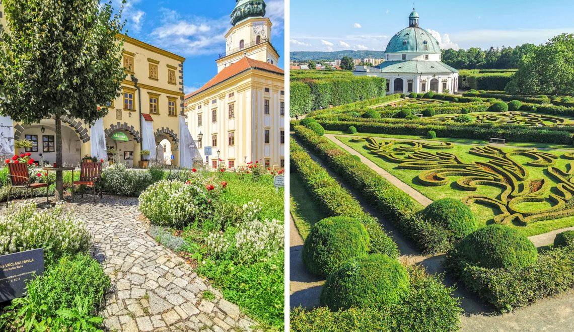 Arcibiskupský zámok Kroměříž – prechádzka po zámku a záhradách