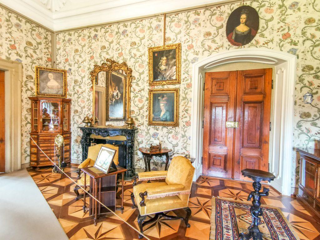 Naozaj impozantný interiér