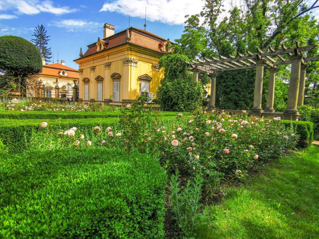 Zámocká záhrada