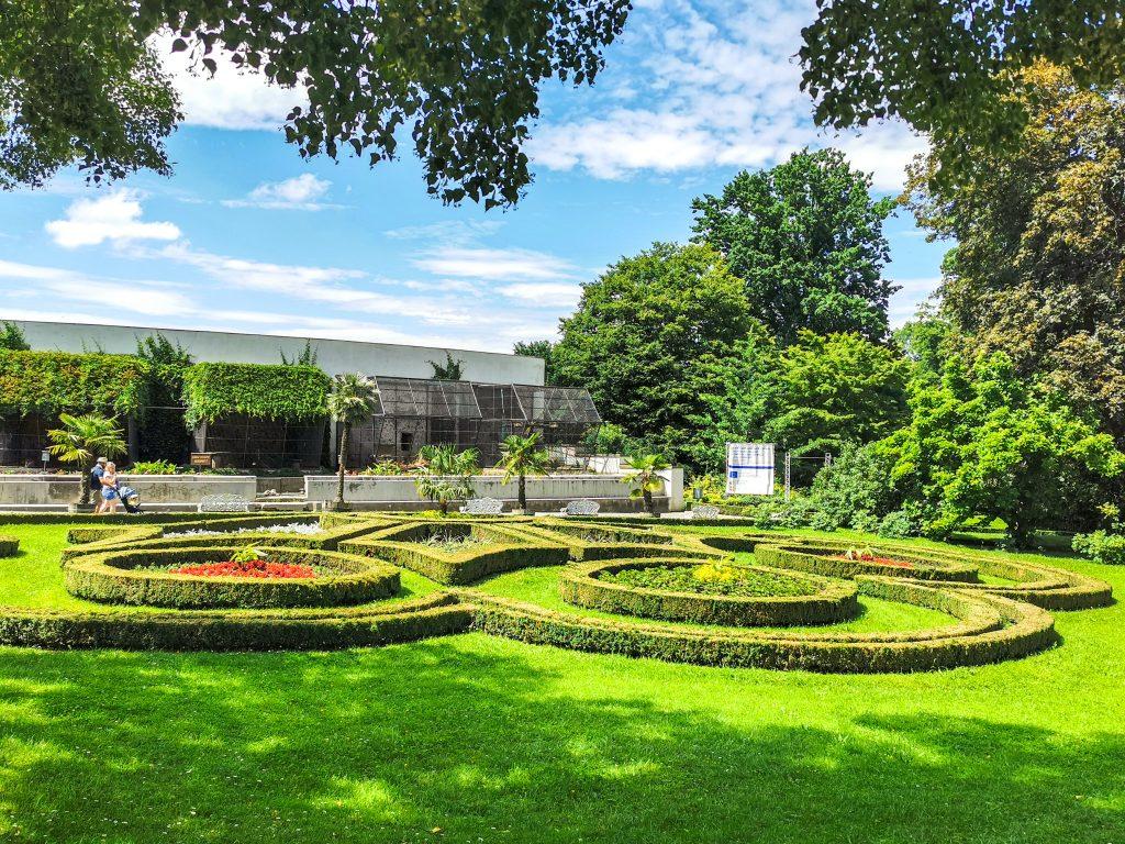 Podzámocká záhrada