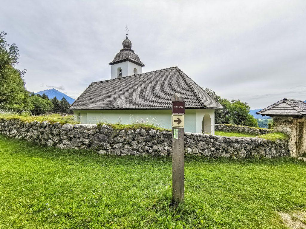 Okolo kostola Sv. Kataríny
