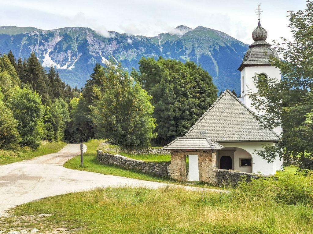 Zasip: Kostol sv. Kataríny