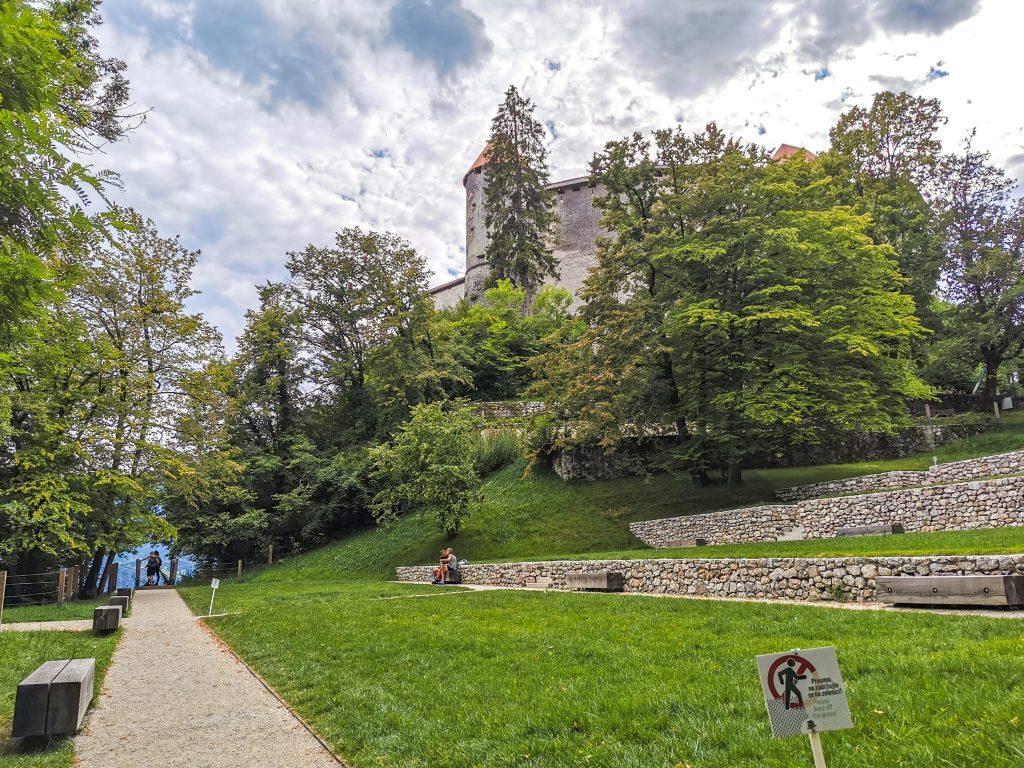 Hrad Bled z 11. storočia
