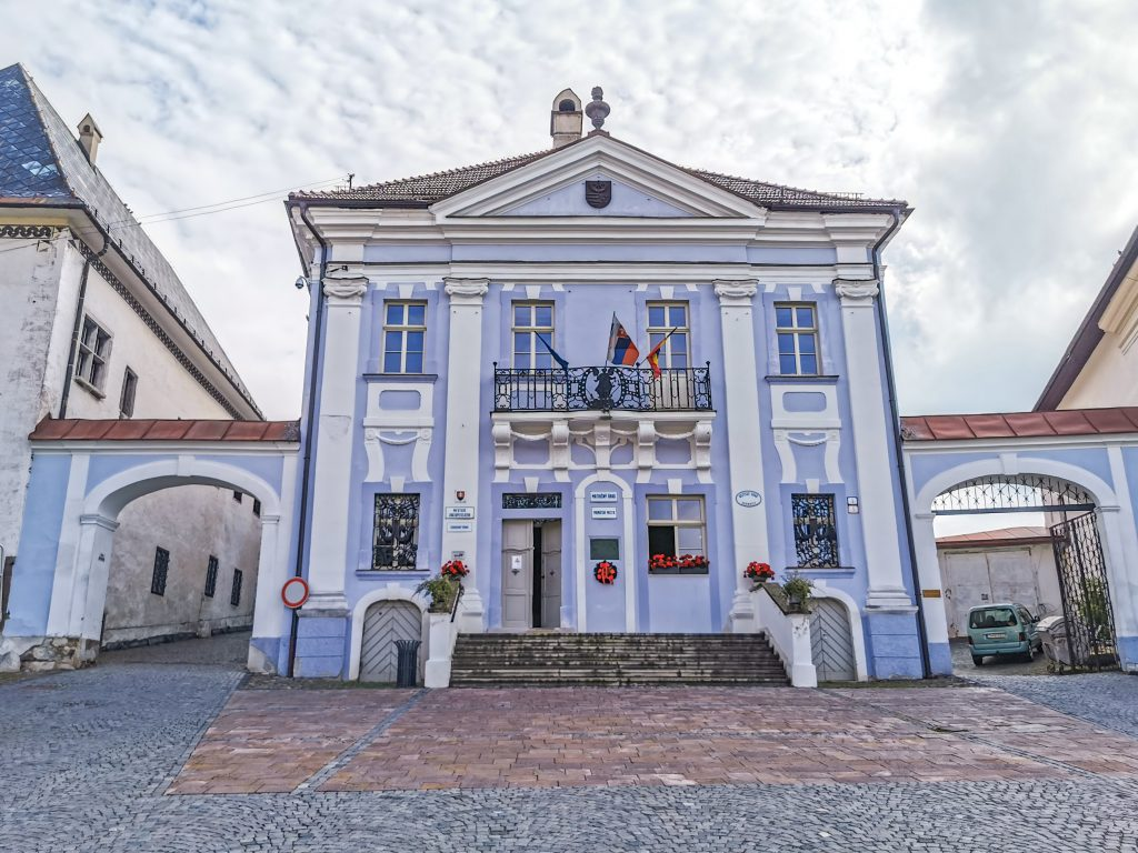 Mestský úrad Kremnica