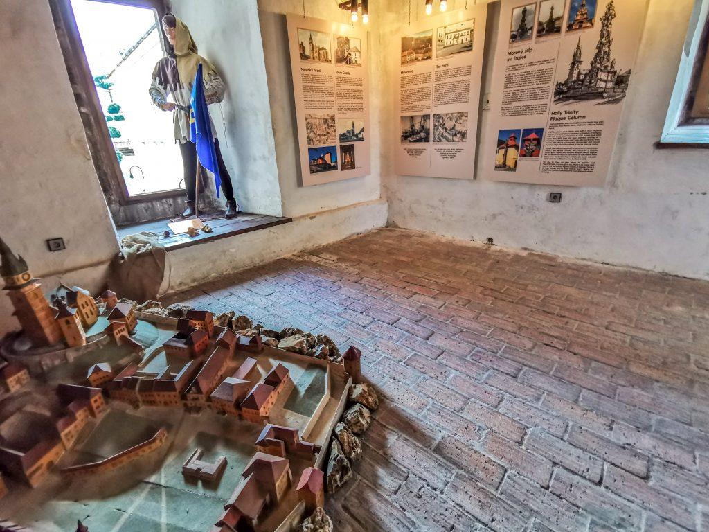 Expozícia jedinečnosti Kremnice