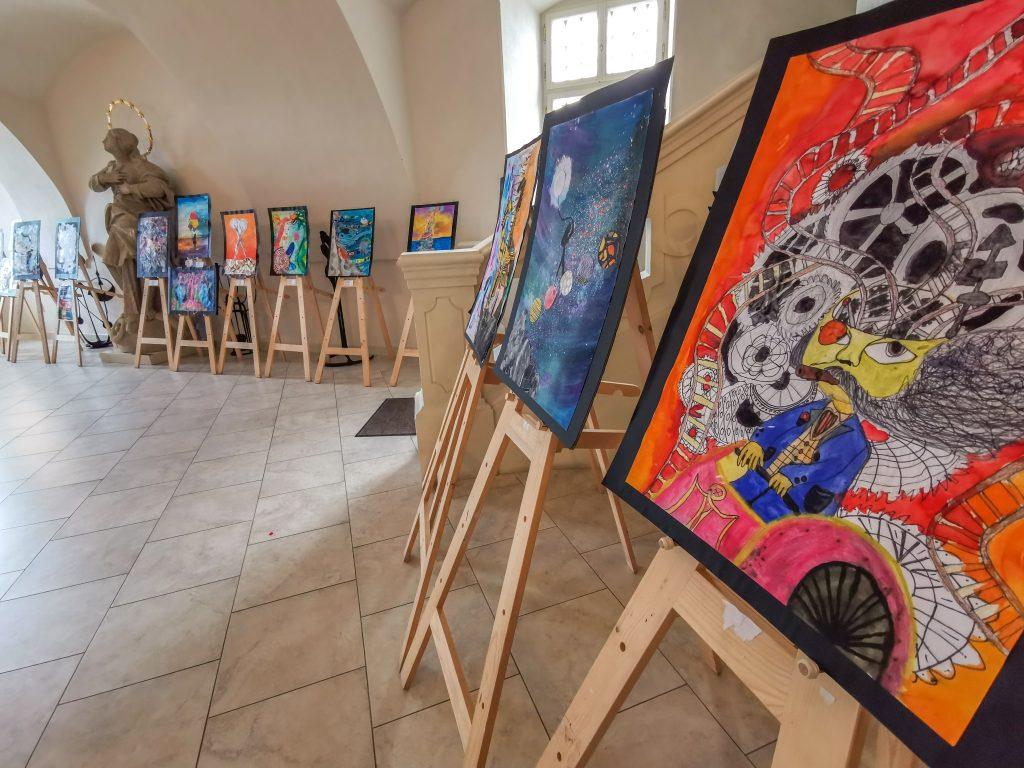 Výstava na mestskom úrade