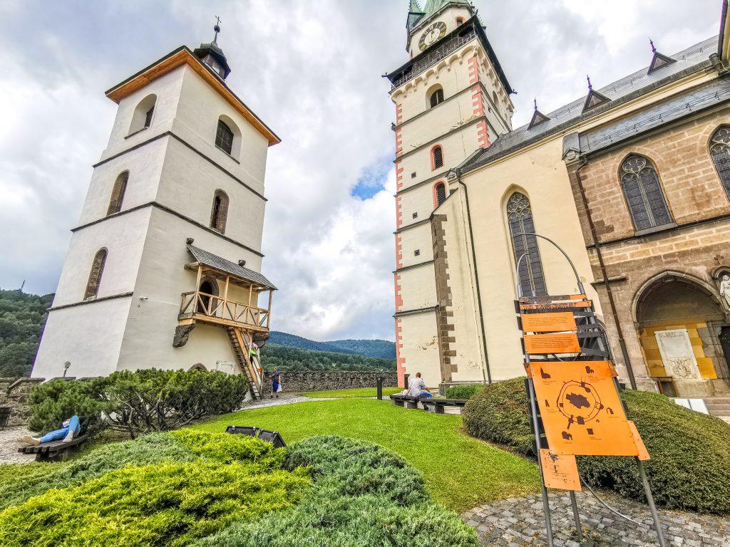 Mestský hrad Kremnica