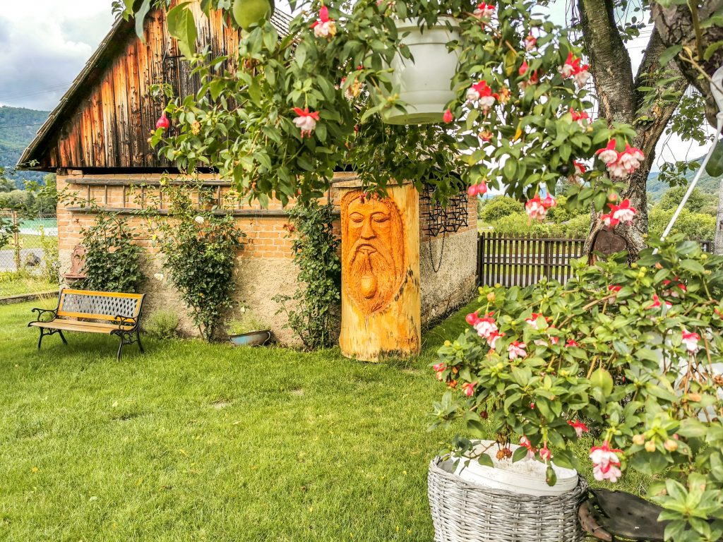 Brehy - Remeselnícky dvor Kohlov dom