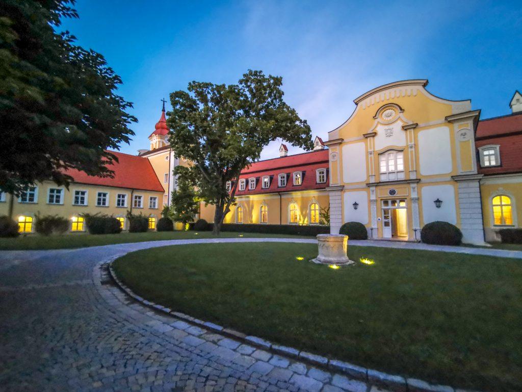 Historický kaštieľ Château Béla