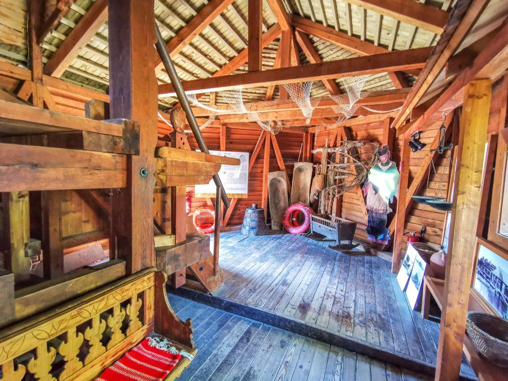 Múzeum vodného mlynárstva Kolárovo- Vstupné je 2€