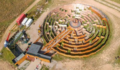 Najväčšie drevené bludisko na Slovensku