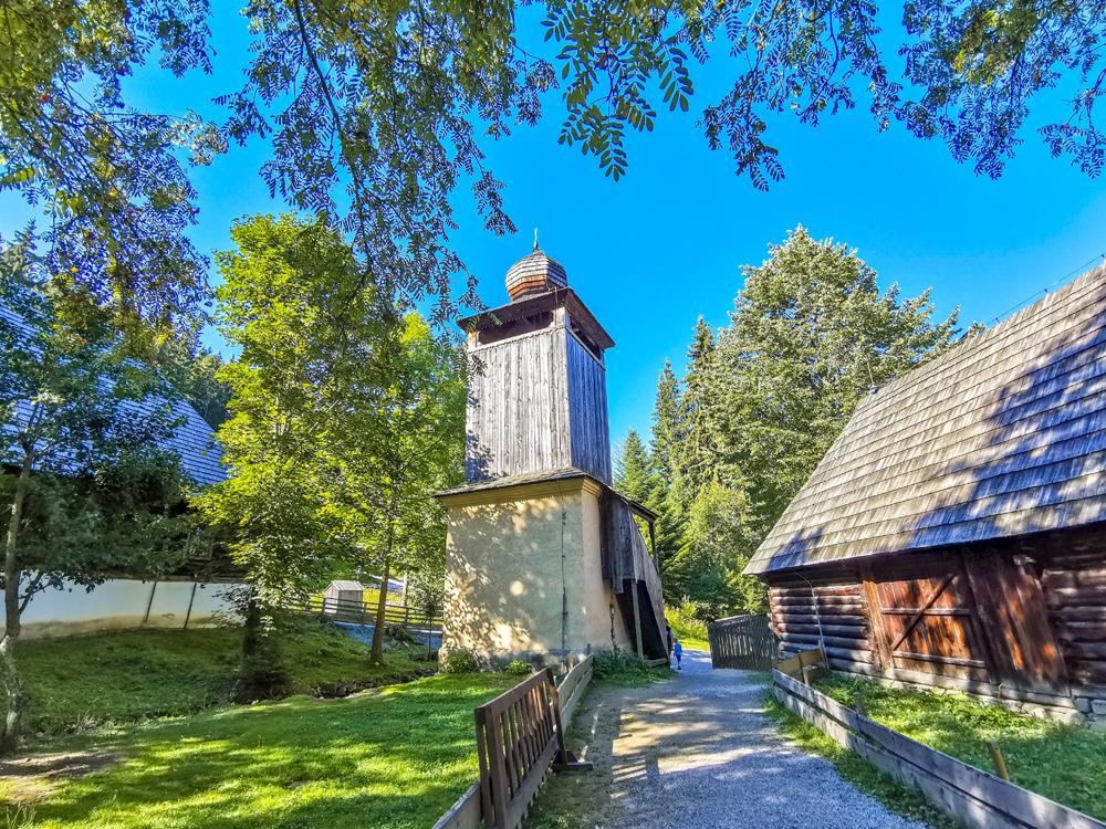 Zvonica zo Záskalia