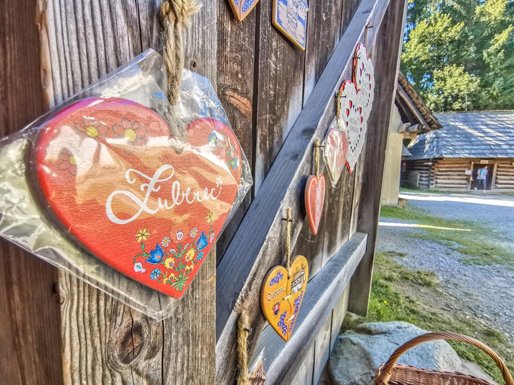 Múzeum oravskej dediny v podhorí Roháčov