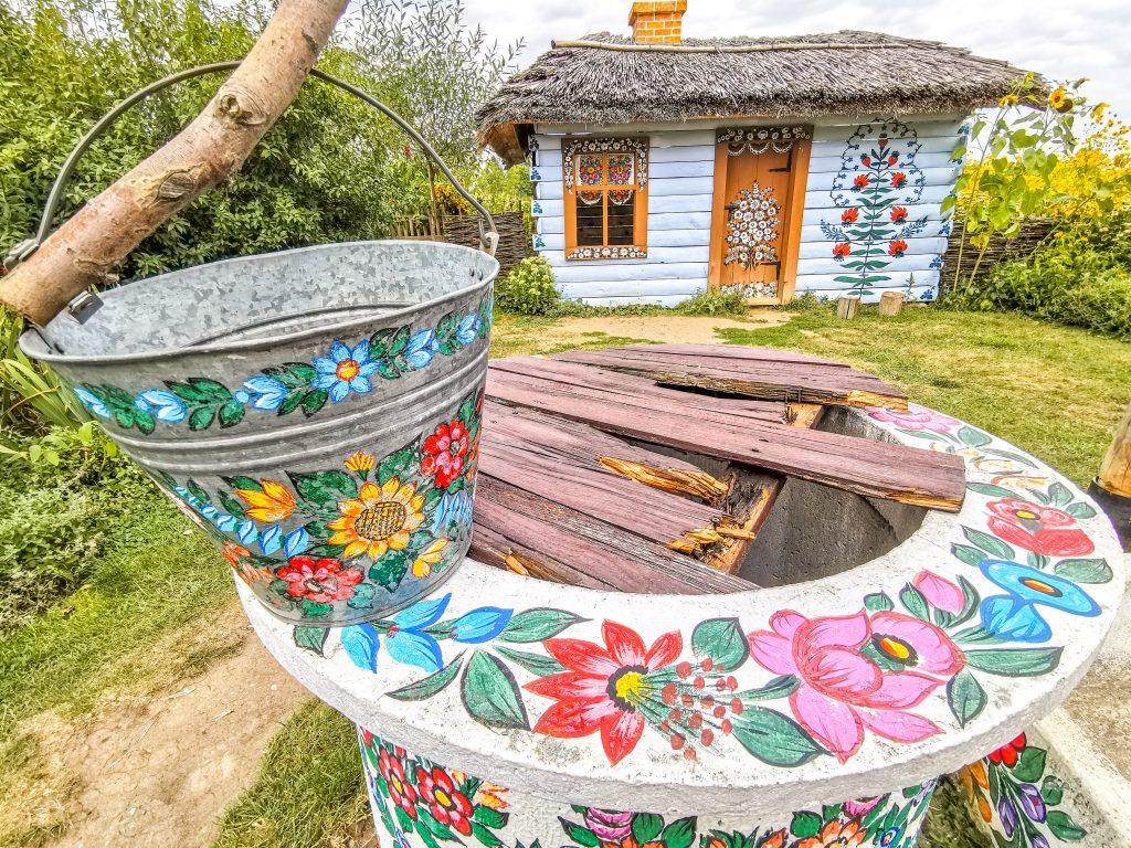 Maľovaná dedinka Zalipie