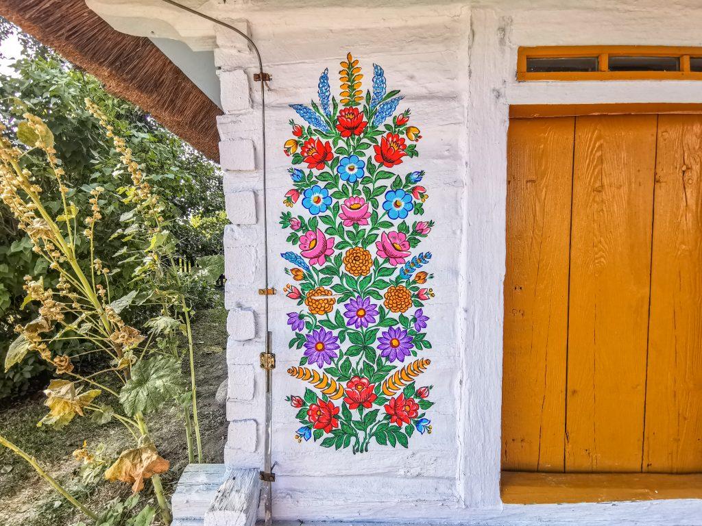 Tradičné kvetinové vzory