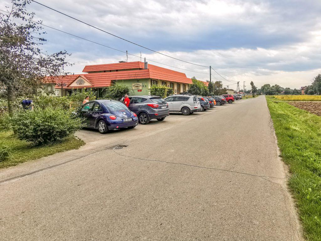 Bezplatné parkovisko