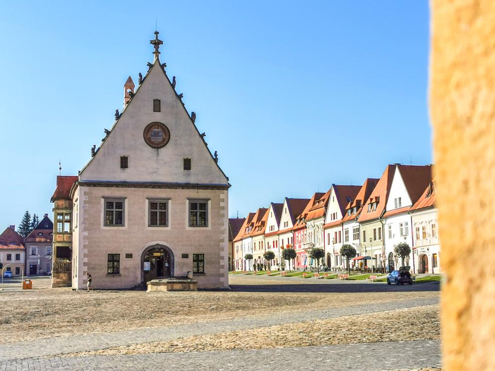 Bardejov - Mestská radnica
