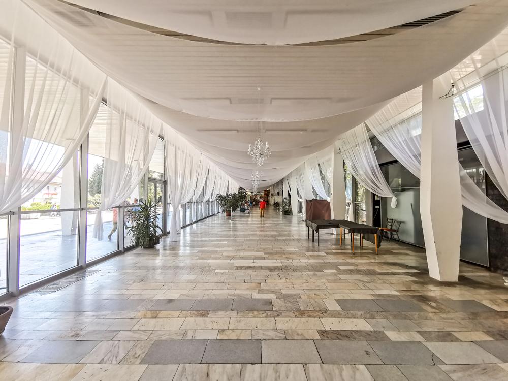 Bardejovské Kúpele - Kolonáda