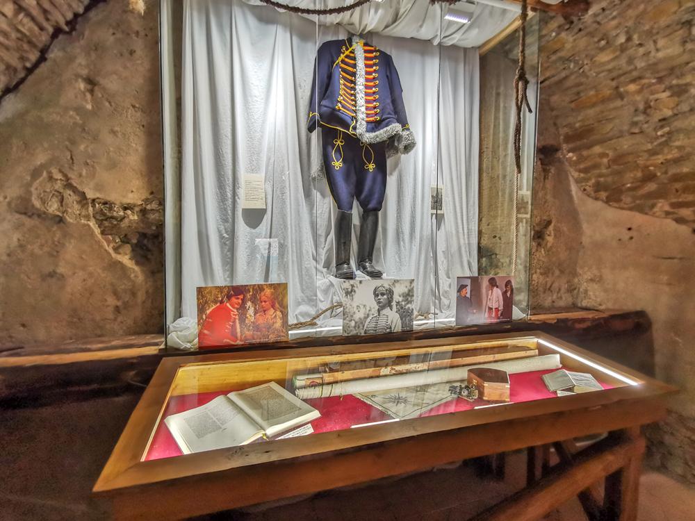 Expozícia na Ľubovnianskom hrade