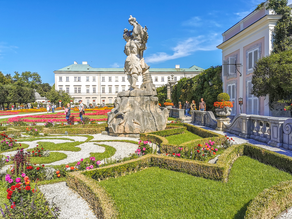 Mirabellská záhrada