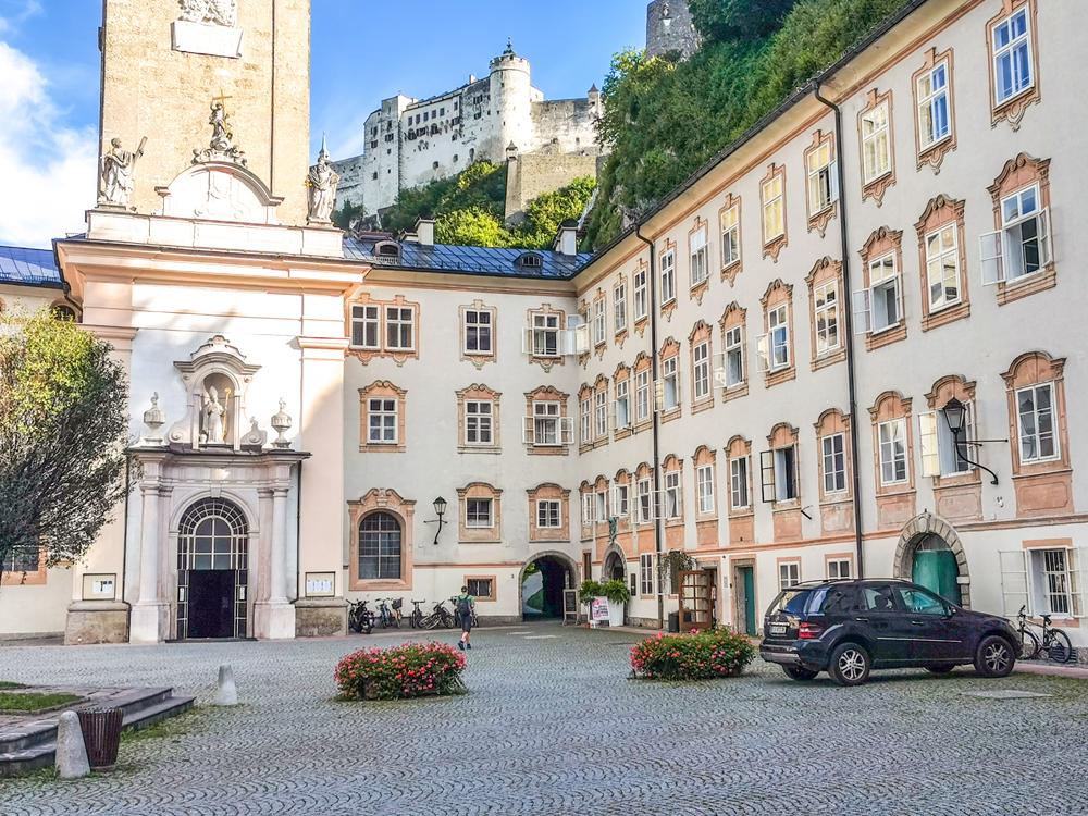 Pevnosť Hohensalzburg Salzburg