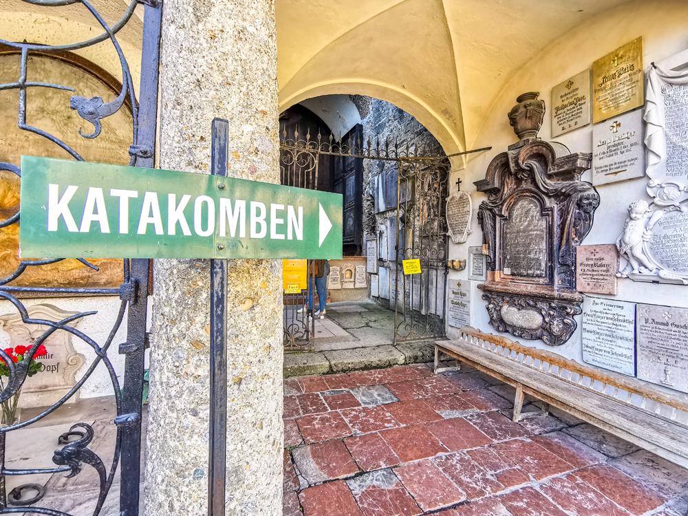 Katakomby Salzburg