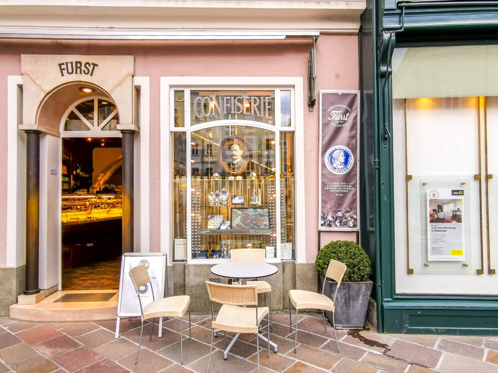 Cafe Konditorei Fürst