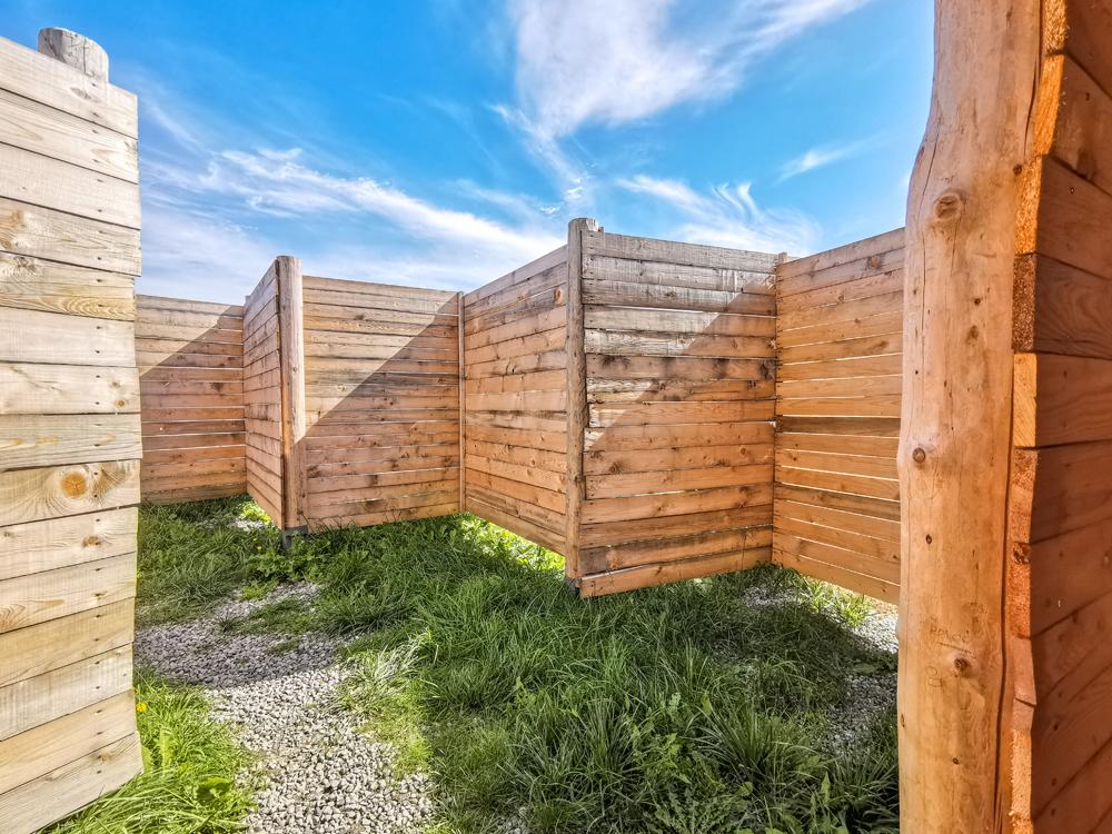 Najväčšie drevené bludisko na Slovensku - Labyrint na Liptove