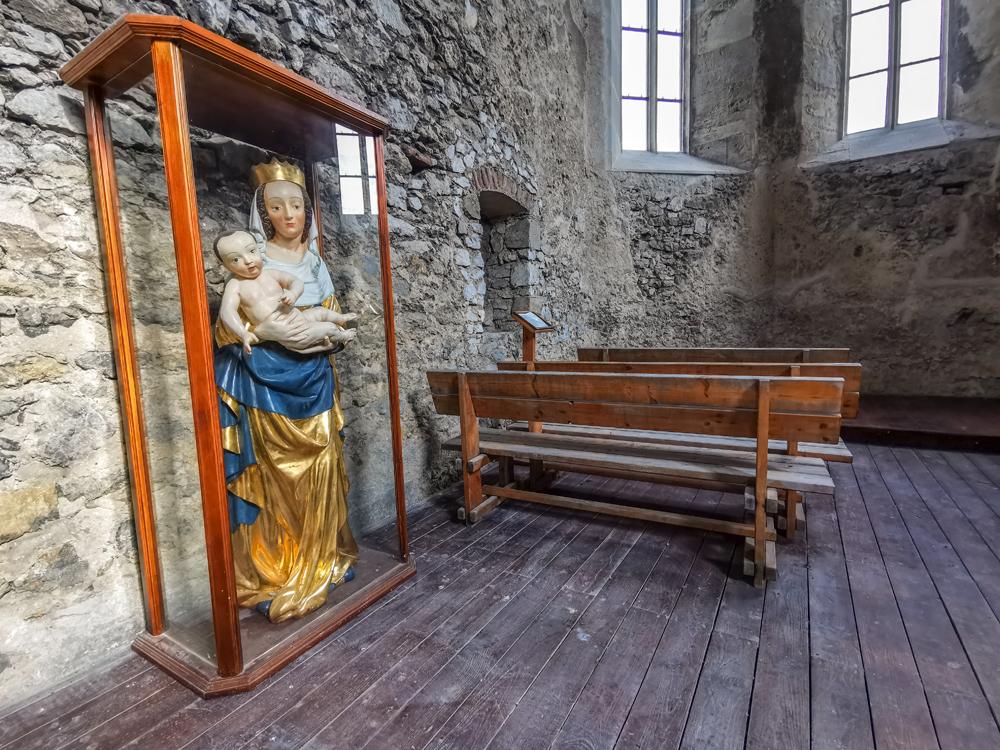 Hradná kaplnka