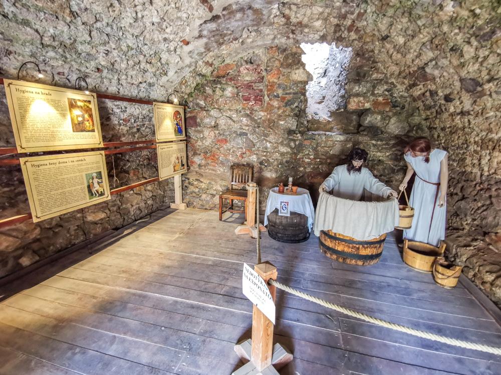 Hygiena na hrade