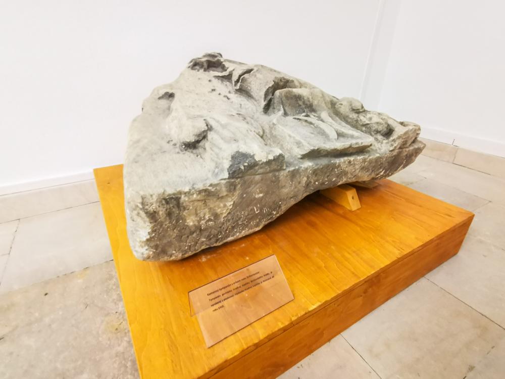 Archeologické nálezy z Hradu Beckov
