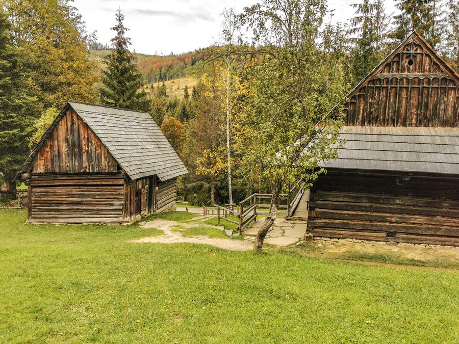 Skanzen Vychylovka - Múzeum kysuckej dediny