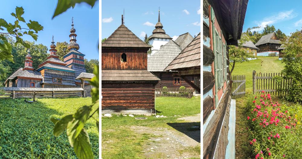 TOP 7 – Skanzeny na Slovensku – Múzeá ľudovej architektúry