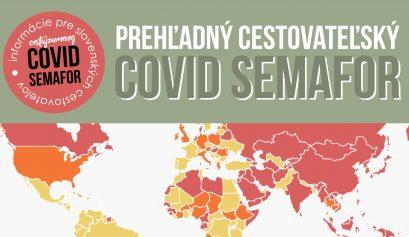 Covid Semafor Slovensko