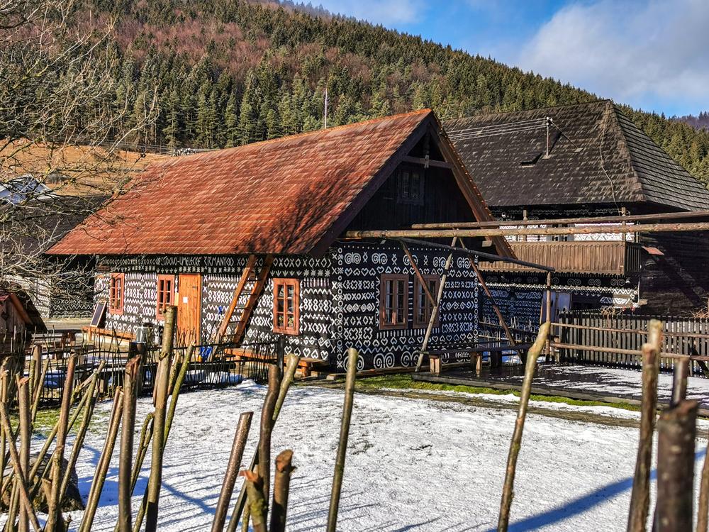 Na dedine v Rajeckej doline