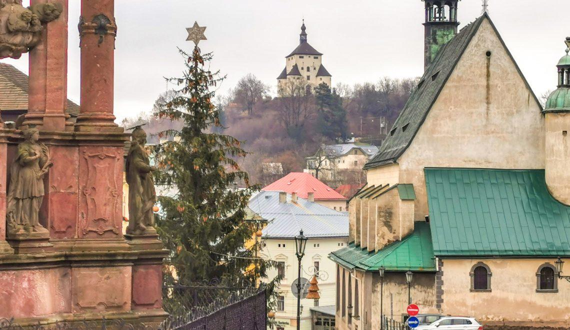 Banská Štiavnica - potulky mestom zapísanom v UNESCO