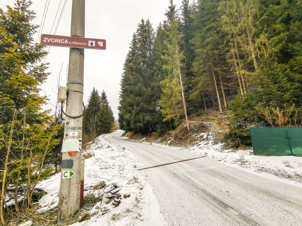 Cesta k Marunovcom
