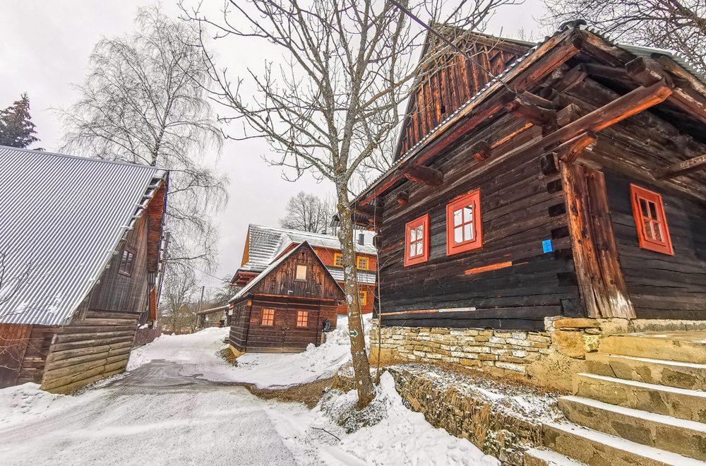 Osada u Marunov – Potulky Jánošíkovým chotárom v Terchovej