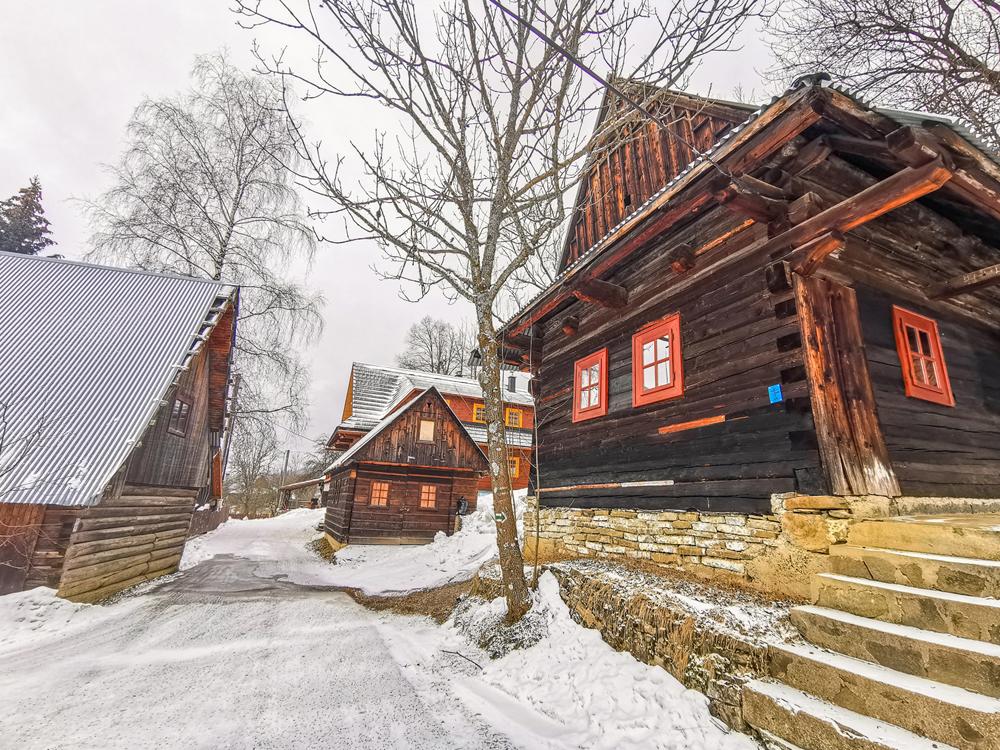 Terchová - Osada u Marunov