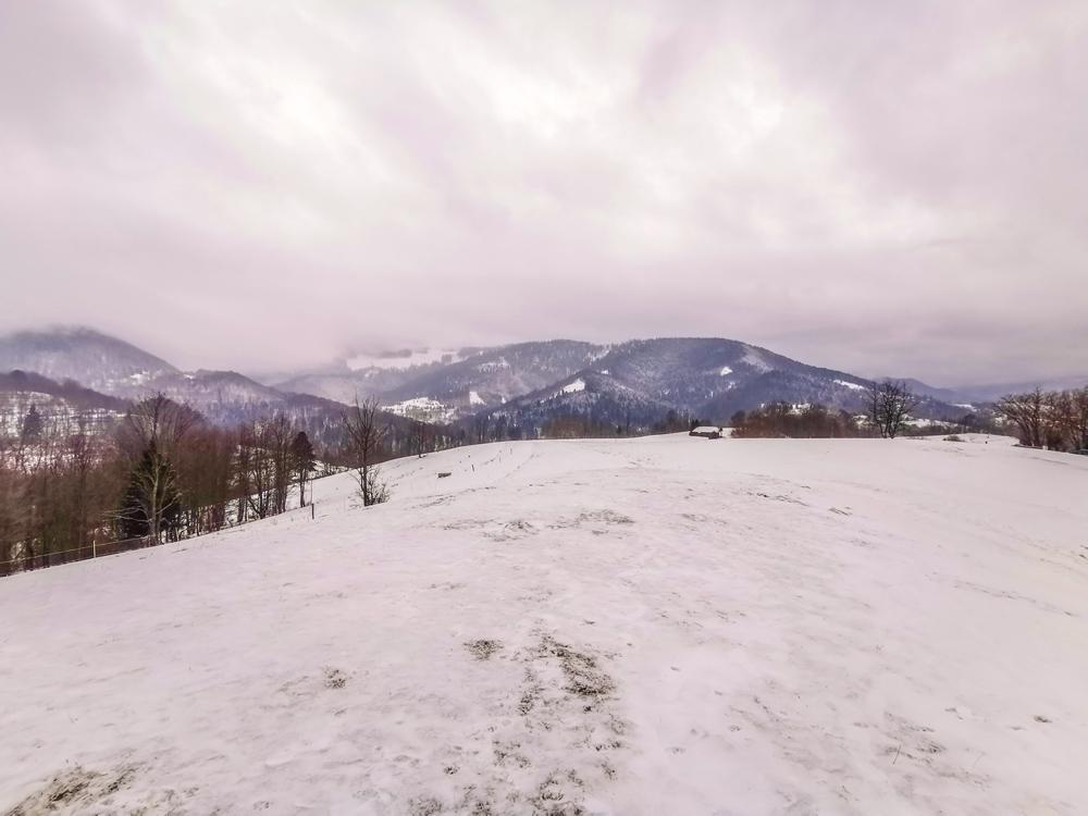 Terchová - zimná príroda